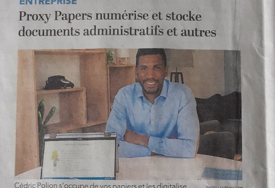 numérisation des documents le mans