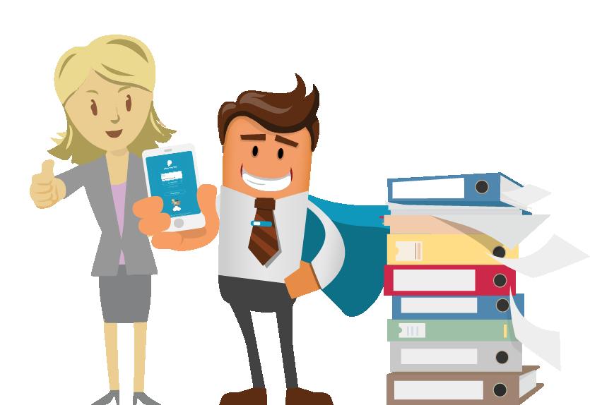 assistance administrative et dématérialisation des documents