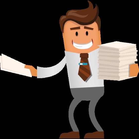 service d'aide administrative et numérisation des documents